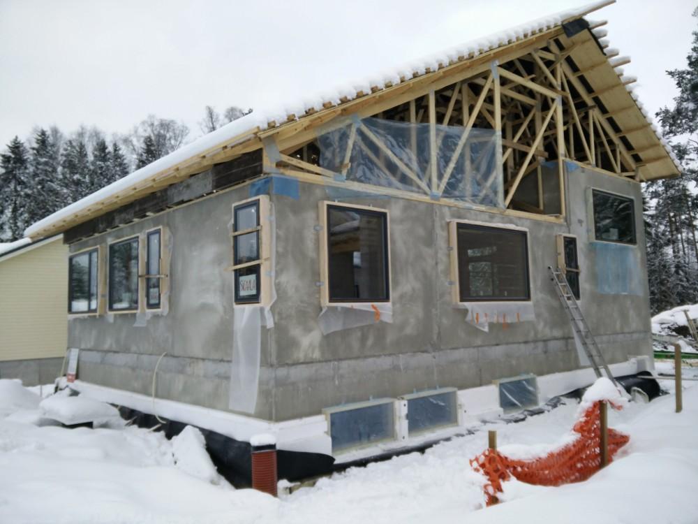 Ikkunat ja niiden asentaminen